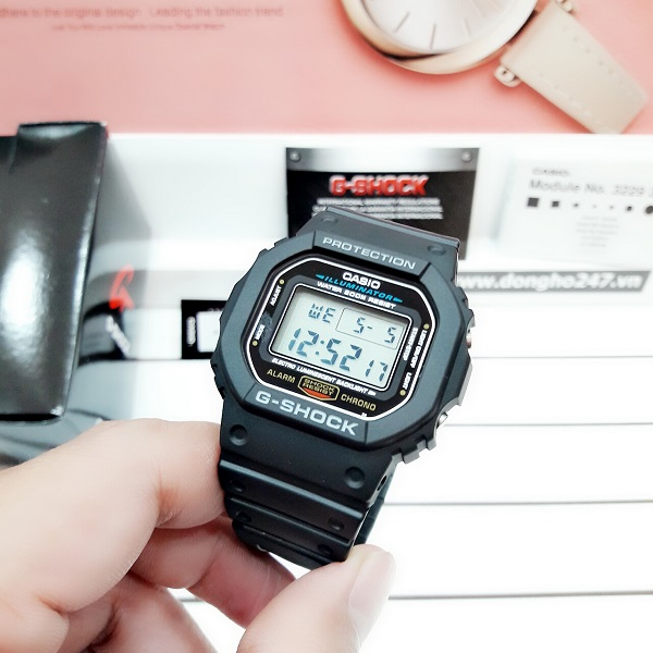 CASIO G-SHOCK DW-5600E-1VDF