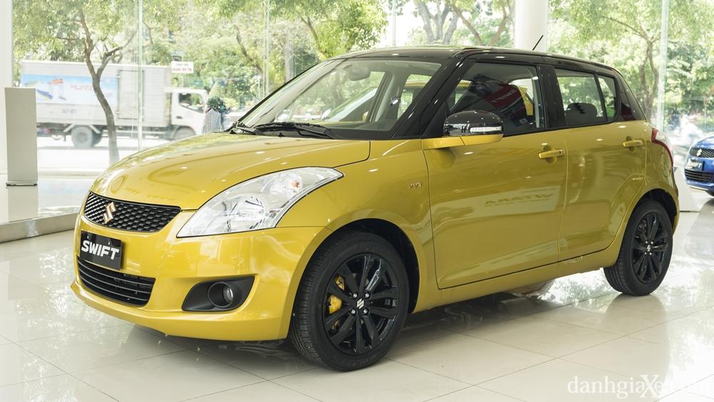 Mẫu xe oto Suzuki swift giá rẻ 2019