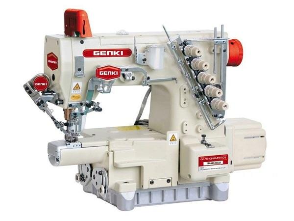 Một loại máy viền công nghiệp thường thấy