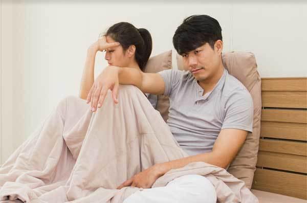 Đời sống chăn gối vợ chồng có bị ảnh hưởng bởi chồng yếu sinh lý