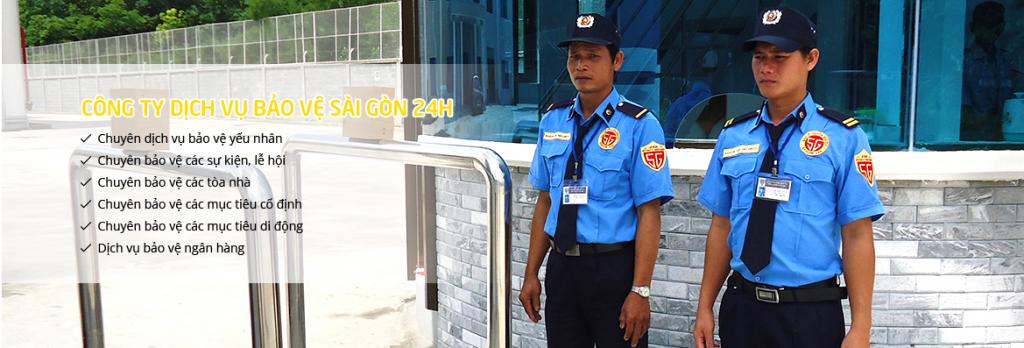 Công ty bảo vệ uy tín tại Hồ Chí Minh