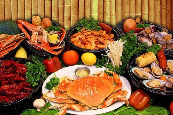 Kiêng sử dụng các loại hải sản sau khi cắt mí mắt