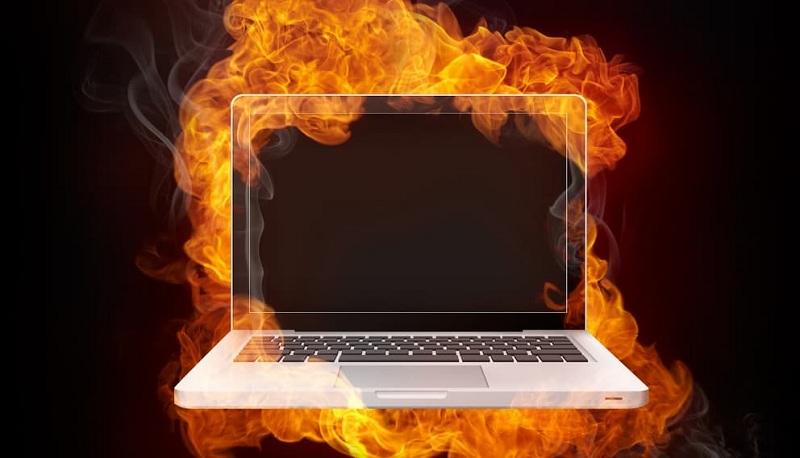 Macbook nóng bất chợt và cách xử lý