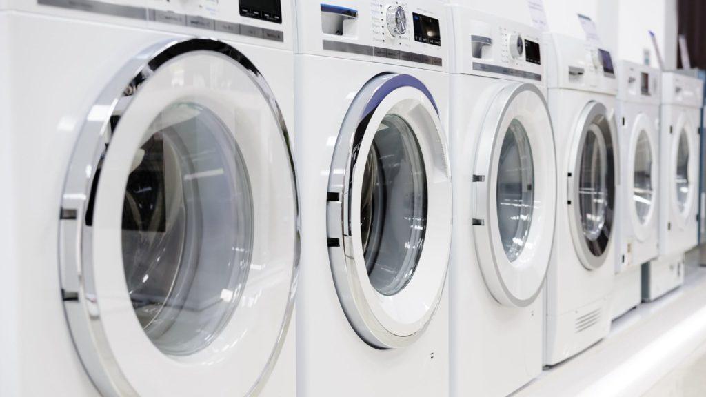 máy giặt công nghiệp cho dịch vụ giặt ủi