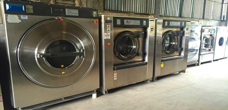 máy giặt công nghiệp công suất lớn