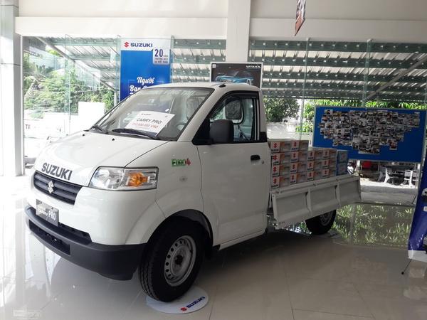 Xe tải nhẹ Suzuki Carry Pro