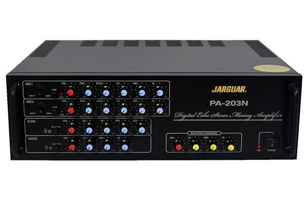 Mẫu amply Jarguar PA 203N được ưa chuộng ở VIệt Nam
