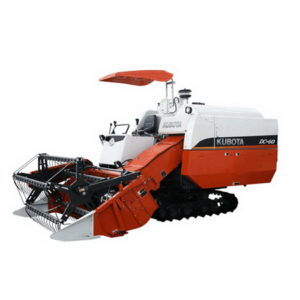 Máy gặt Kubota DC60