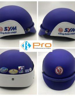 Mũ bảo hiểm quà tặng mang đậm dấu ấn thương hiệu