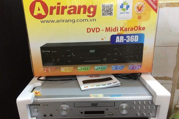 Đầu karaoke Arirang và những ưu điểm nổi bật