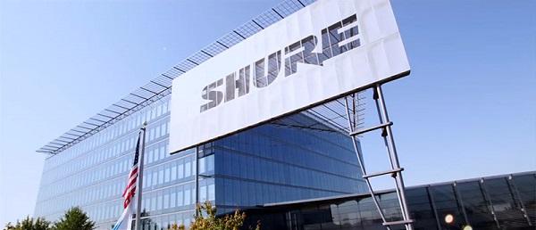 Thương hiệu Shure có xuất xứ từ Mỹ