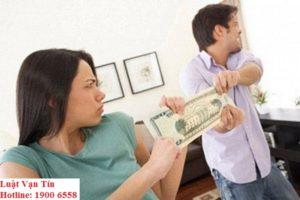 Sức mạnh của đồng tiền là lý do khiến nhiều vợ chồng ly hôn