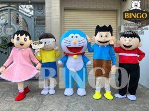 BINGO - Địa điểm may mascot chuyên nghiệp