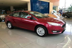Xe Ford Focus Trend
