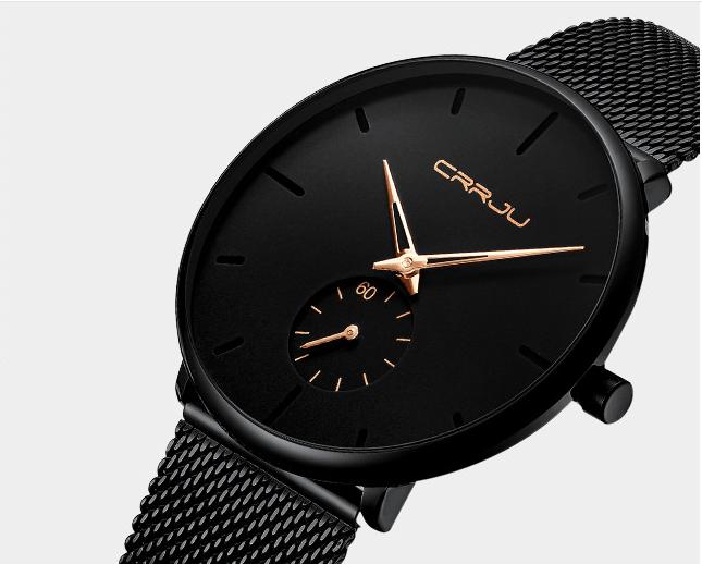 Chọn đồng hồ đeo tay phù hợp với từng vóc dáng