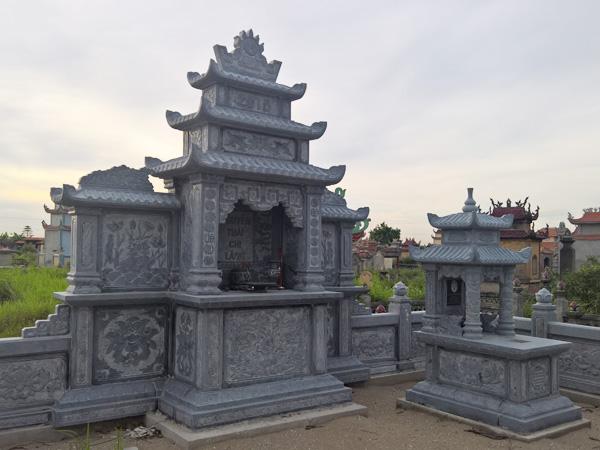 chế tác lăng mộ đá Ninh Bình