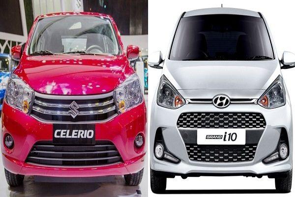 Suzuki Celerio và Hyundai Grand i10 đâu là lựa chọn tốt nhất?