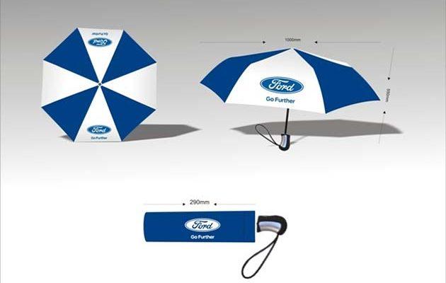 sản xuất ô cầm tay quảng cáo tại hà nội