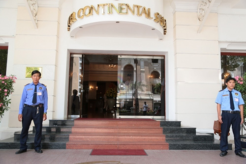 Giải pháp đảm bảo an ninh trật tự khách sạn