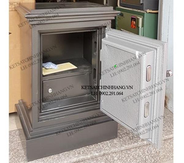 Két sắt Việt Tiệp - Một trong những dòng két sắt cao cấp có độ an toàn cao