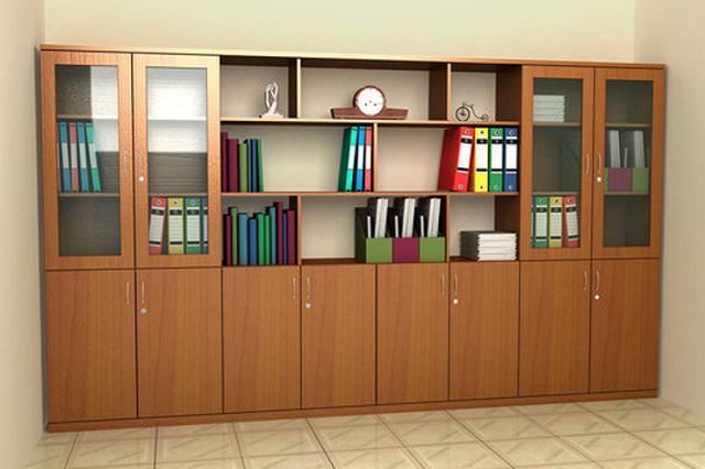 Kích thước tủ đựng hồ sơ phù hợp với văn phòng