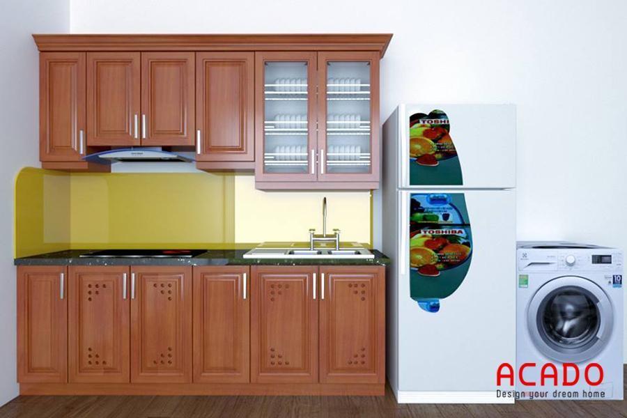 Mẫu tủ bếp đẹp - xu hướng chon tủ bếp 2020