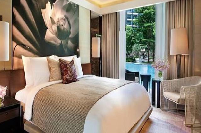 nội thất phòng ngủ phong cách bắt mắt