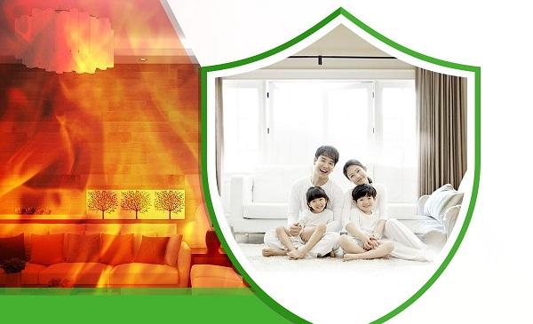 Bảo vệ ngôi nhà với tấm cemboard Thái Lan