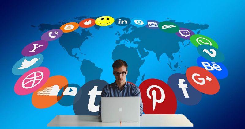 các loai hình social media