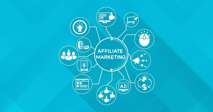 Lợi ích nhà phân phối Affiliate Marketing