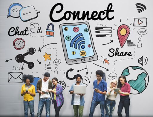 ứng dụng Social Media