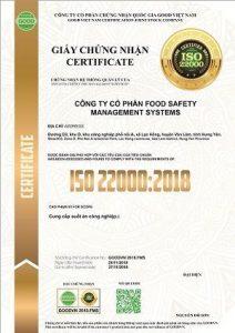 Chung Chi Hc Goodvn Iso 22000