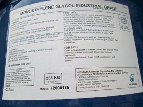 Tìm hiểu kĩ về Hóa Chất Mono Ethylene Glycol giúp thuận lợi khi sử dụng.
