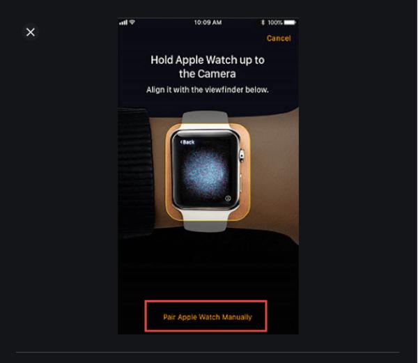 Apple Watch kết nối tự động với Iphone