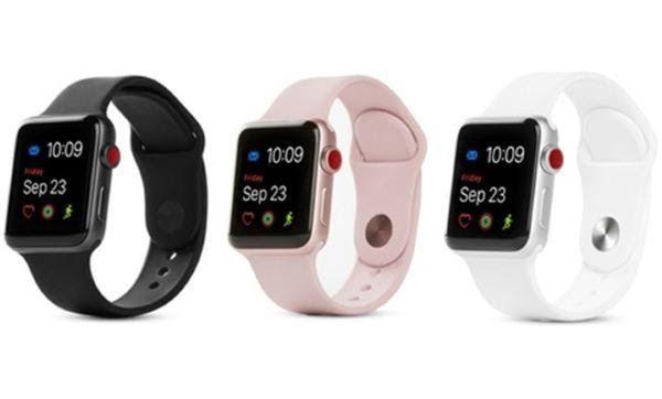 Hướng dẫn sử dụng Apple Watch App Series 3