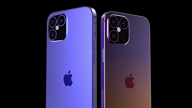Iphone12 Violet Shade
