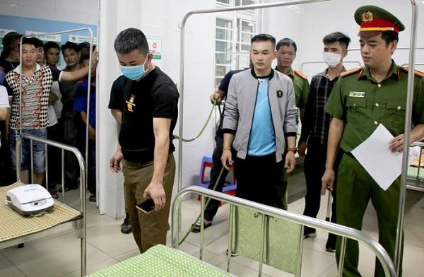 Nguy cơ mất trộm tài sản của bệnh nhân và người nhà