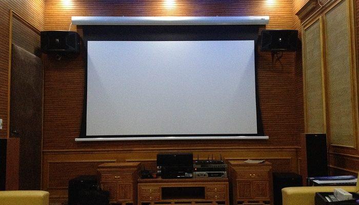 màn chiếu phòng chiếu 3D