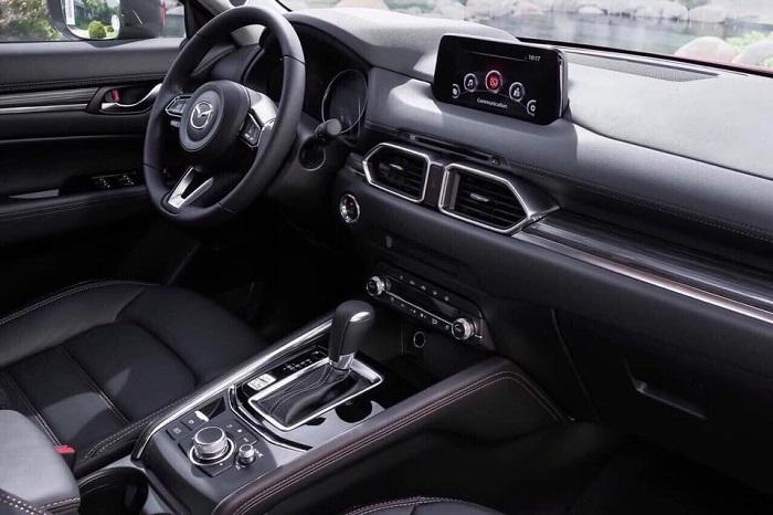 Nội thất Mazda CX-5 2020