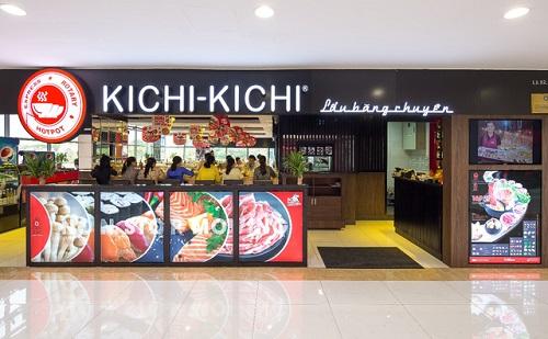Mẫu Biển quảng cáo nhà hàng Kichi Kichi