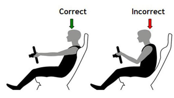 Cách ngồi đúng tư thế khi lái xe ô tô cho người mới chuẩn nhất