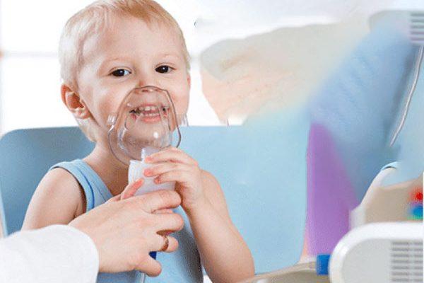 Tác dụng của máy xông mũi họng
