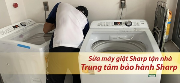 Bảo hành máy giặt ngay nếu có bất thường khi sử dụng
