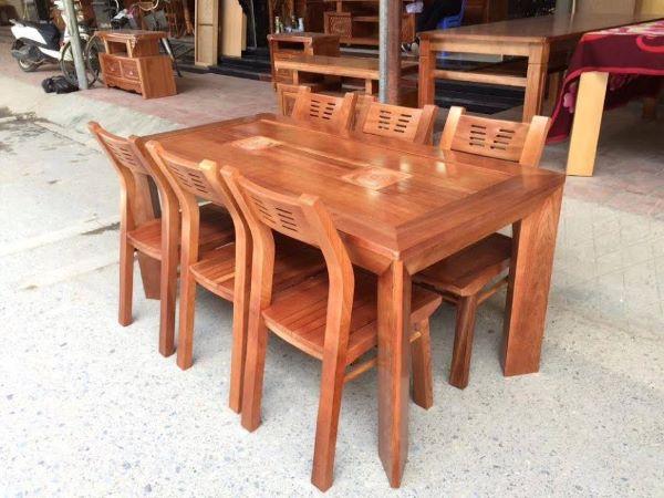 Kích thước chuẩn của bàn và ghế