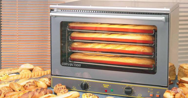 Chọn lò nướng bánh công nghiệp hiện nay