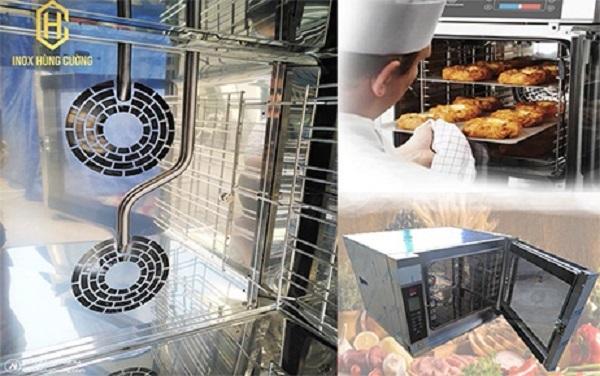 Inox Hùng Cường có nhiều lựa chọn lò nướng bánh công nghiệp cho bạn