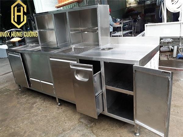 Inox Hùng Cường chuyên cung cấp lò nướng công nghiệp nhỏ