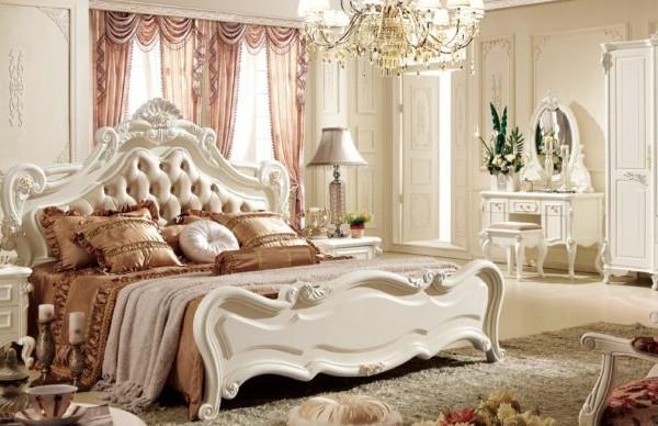 Tìm hiểu lối thiết kế phòng ngủ phong cách tân cổ điển