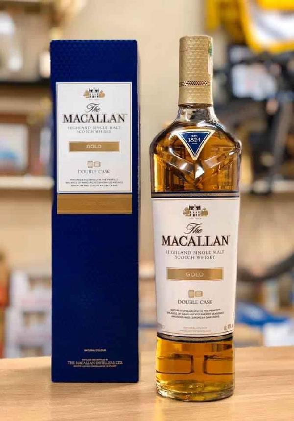 Sản phẩm Maccalan Gold