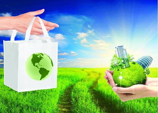 Sử dụng túi tự hủy sinh học aneco là đang bảo vệ sự sống